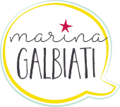 Marina Galbiati, marketing per piccoli business Logo